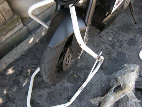 タイヤ交換 - 2
