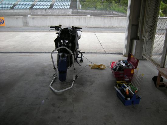 セントラルサーキット 2013/06/15 早朝 - 2