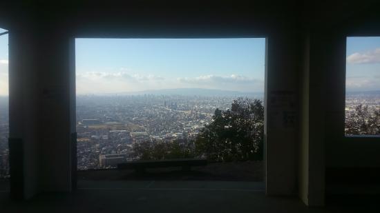 枚岡展望台 - 1