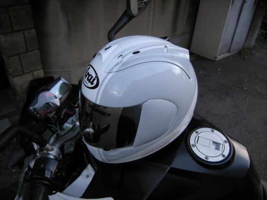 プロジェクターランプとヘルメット自家塗 - 3