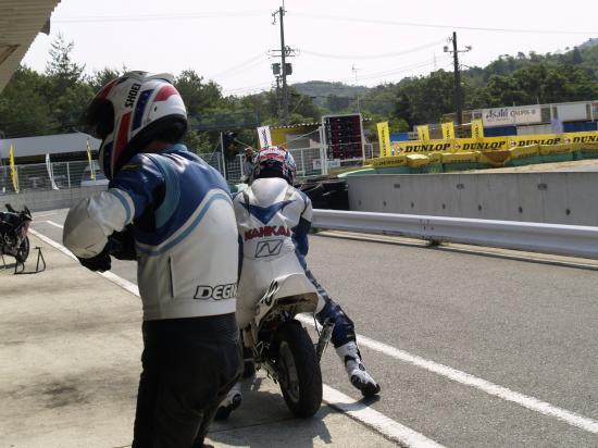 北神戸サーキット 2時間耐久 2012/05/27 - 6