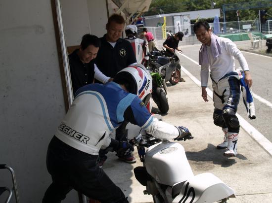 北神戸サーキット 2時間耐久 2012/05/27 - 1