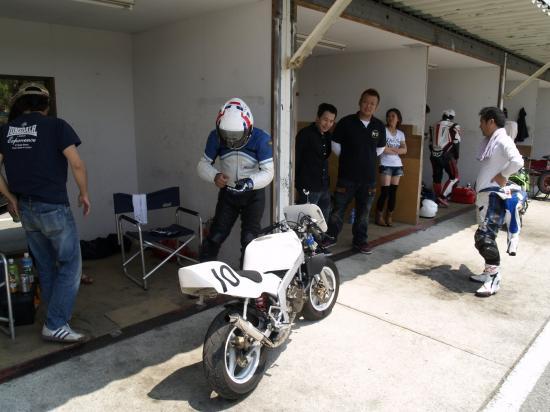北神戸サーキット 2時間耐久 2012/05/27 - 3