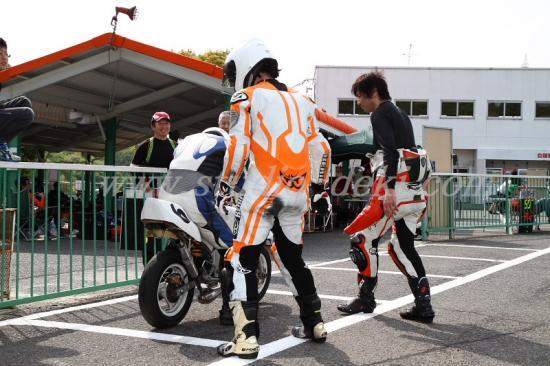 2014/4/27 パノリンミニバイク6時間耐久 堺カートランド - 44