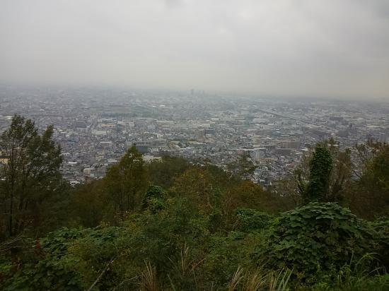 2018/10/11 枚岡展望台 トレラン - 3
