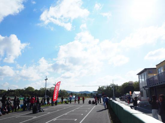 2014/4/23 パノリンカップ 6耐 神戸 - 2
